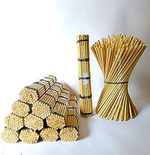 Deluxe Filipino Syatong Chato Game - 2 Rattan Stick Sets: 2pc - Long, 2pc Short larong, Pinoy