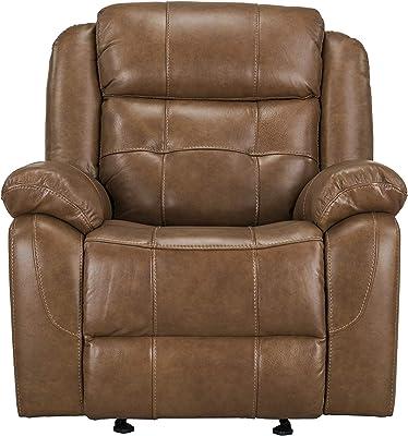 Standard Furniture Holbrook Recliner, Brown