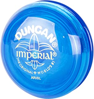 Duncan Imperial Yo-Yo - String Yo-Yo for Beginners with Narrow String Gap, Steel Axle, Plastic Body, Looping Play , Assorted Colors