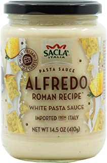 Alfredo Pasta Sauce, Roman Recipe Sauce, White Pasta Sauce, Pasta Sauce, Alfredo Roman Sauce, PACK OF 4