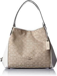 Womens Signature Edie 31 Shoulder Bag
