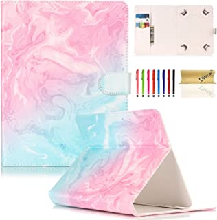 Dteck Universal Case for 7.9/8/8.3/8.4 in Tablet - Stand Wallet Flip Case Compatible with iPad Mini 7.9 /Galaxy Tab 8.0 8....
