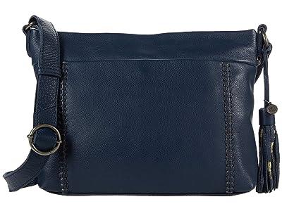 The Sak Melrose Crossbody (Indigo) Handbags