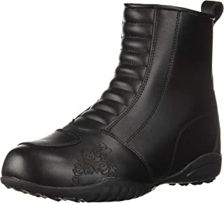 Joe Rocket Women's Trixie Boots (Black, Size 9)
