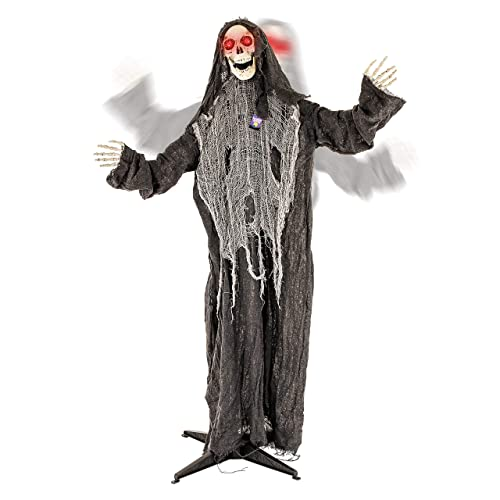 Halloween Horror Life Size Talking Animated Scary Electronic 3D Prop Clown