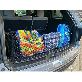 TrunkNets Inc Envelope style trunk cargo net for Honda Pilot 2016 2017 2018 2019 2020