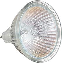 20MR16/FL - BAB -20 Watt - Flood- 12V - MR16 - GU5.3 Bi-Pin Base - Light Bulb with Lens (10 Pack)
