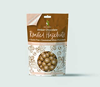 Dr Superfoods Amber Chocolate Coated Hazelnuts