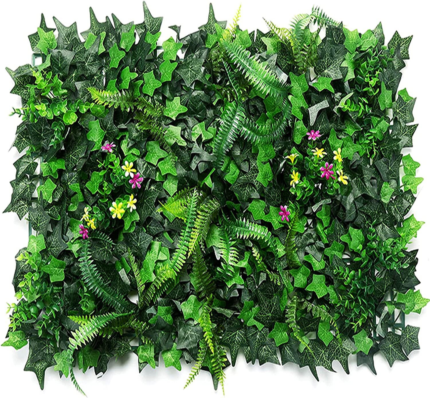 Cheap mail order shopping HUHUO Expandable Artificial Privacy High quality Board Plant Fence