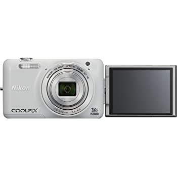Nikon クールピクス S6600WH ナチュラルホワイト