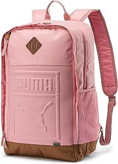 Mochila PUMA S Backpack rosa claro OSFA