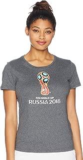 adidas Women's World Cup Emblem Tee