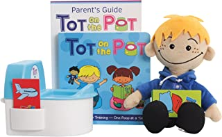 tot on the pot