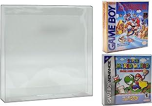 MALKO Original Game boy & Game Boy Advance Game Box Protector Case (10 pack)