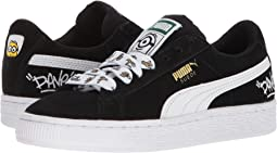 Puma Kids - Minions Suede (Big Kid)