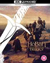 The Hobbit Trilogy: TH&EXT (6pk/ UHD/ BD)