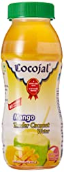 Cocojal Mango Tender Coconut Water, Pack of 6