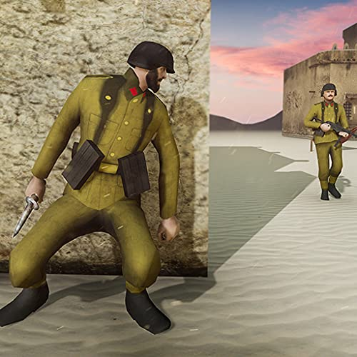 Call of Army WW2 Shooter - Free Action Games 2021 : War Games
