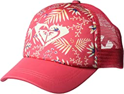 Teenie Wahine Sweet Emotion Trucker Hat