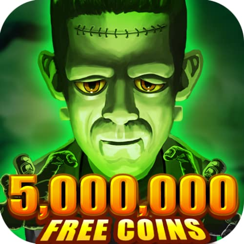 Frankenstein Vegas Slots - Double Hot FREE Casino Games