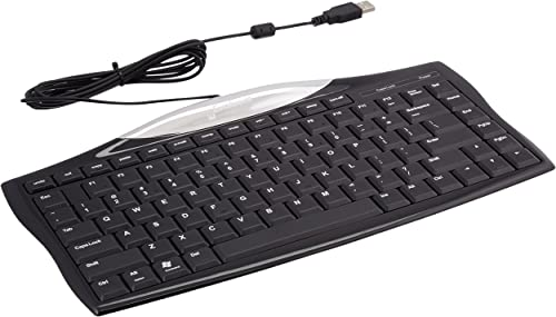 wholesale Evoluent sale Wired Essentials Full Featured Compact popular Keyboard - EKB sale