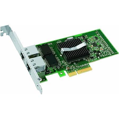 Tangxi Gigabit-Netzwerkkarte f/ür Intel i350T2V2 PCI Express RJ45-Server mit Zwei Ports Gigabit-Ethernet-Netzwerkkarte f/ür Intel I350-T2V2 i350AM2