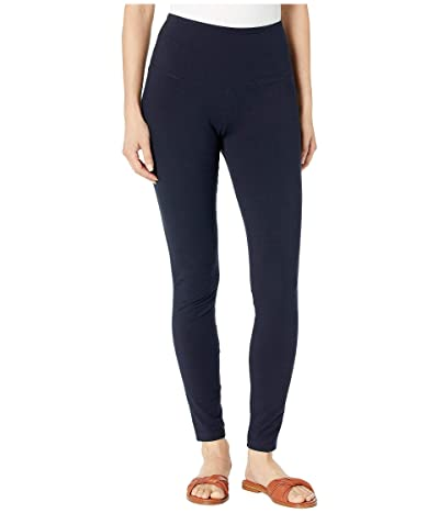 Lysse Cotton Leggings (Midnight) Women