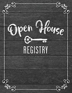 open house guest register form