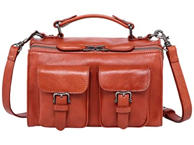 Old Trend Genuine Leather Las Luna Crossbody Bag