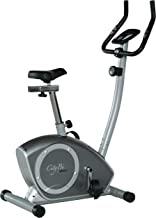 Weslo Citybi Vélo d'appartement, 8 niveaux de résistance, roulettes de déplacement, capteurs cardiaques