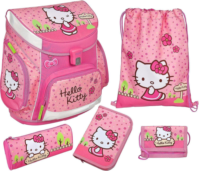 Scooli Campus Campus Campus UP Schulranzen-Set 5-tlg Hello Kitty HKYX hello kitty B01MYFQ99V | Elegant Und Würdevoll  3062b6