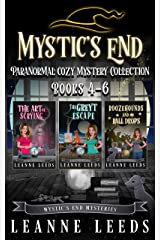 Mystic's End Paranormal Cozy Mysteries Collection: Books 4-6 (Mystic's End Mysteries) (English Edition) Format Kindle