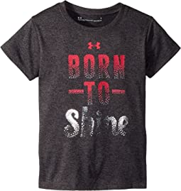 Under Armour Kids - Born To Shine Short Sleeve Tee (Little Kids)