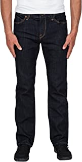 Volcom Men's Solver Denim Jean