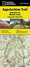 Appalachian Trail, Hanover to Mount Carlo [New Hampshire] (National Geographic Topographic Map Guide (1511))