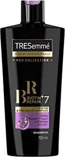 TRESemme Biotin Plus Repair 7 Champú 700 ml paquete de 6