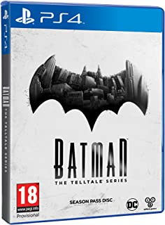 Batman: The Telltale Series - PlayStation 4 - [Edizione: Regno Unito]