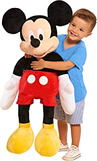 giant mickey mouse stuffed toy