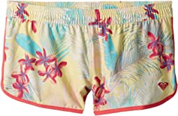 Roxy Kids - At The Sea Boardshorts (Big Kids)