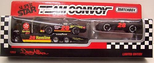 mejor vendido Matchbox Team Convoy    28 Havoline - Davey Allison 1 64 Scale Diecast by Matchbox  tienda de venta