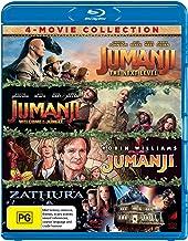 Jumanji: The Next Level / Jumanji: Welcome to the Jungle / Jumanji / Zathura: A Space Adventure