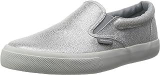 Superga 2311 Lamew Sneakers, Femme Argent (Silver) 35 EU