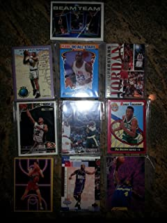 Lot of 10 Complete Basketball Sets From 1990-1995. All Limited Edition Insert Sets - 100+ Total Cards Makes a Great Gift for Any Basketball Fan or Collector. Includes: 92/3 Topps Beam Team 7 Card Set Including Shaq and Jordan 93/4 Fleer NBA Internationals 12 Card Set 90/1 Fleer All Stars 12 Card Set Including Jordan Magic Bird 93/4 Fleer NBA Superstars 20 Card Set Including Jordan 93/4 Topps 1 Black Gold 13 Card Set Including Payton 93/4 Skybox Hoops Admiral's Choice 5 Card Set Including Webber Shaq 91/2 Fleer Rookie Sensations 10 Card Set Including Gary Payton 93/4 Fleer First Year Phenoms 10 Card Set Including Anfernee Hardaway Webber 94/5 Upper Deck NBA Draft 10 Card Redemption Set Including Grant Hill and Jason Kidd 94/5 Fleer Ultra Power 10 Card Set Including Webber and Shaq