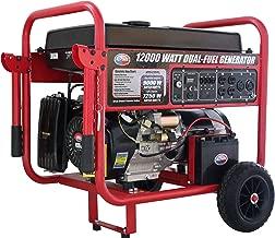 Best all power america 10000 watt dual fuel generator Reviews