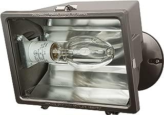 Lithonia Lighting OFL 100M 120 LP BZM4 Premium Flood Light with 100-Watt Metal Halide