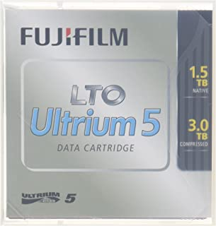 Fujifilm LTO Ultrium 5 1.5TB/3TB Cartridge w/case