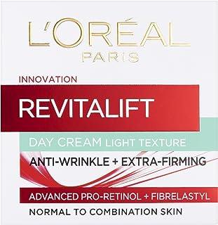 L'Oreal Paris Revitalift anti-åldrande + stärkande dagkräm lätt textur 50 ml