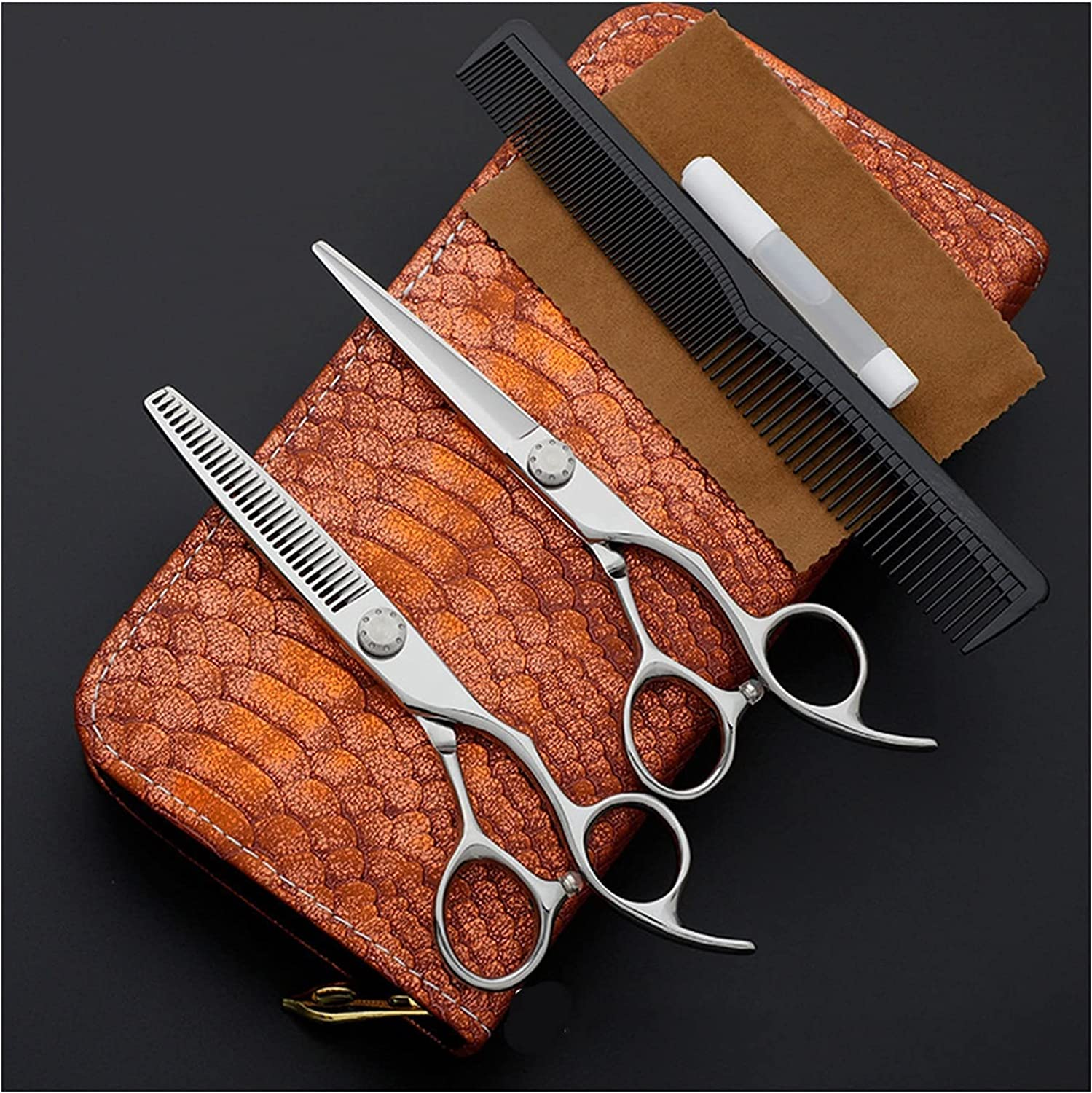 Hair Cutting Scissors, Soldering 6.0 Set Animer and price revision Inch Tool Hand-Sh
