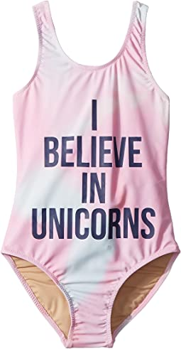 I Believe in Unicorns One-Piece (Toddler/Little Kids/Big Kids)