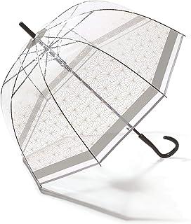 bleu Pierre Cardin Regenschirm Parapluie cannes Transparent - 82307